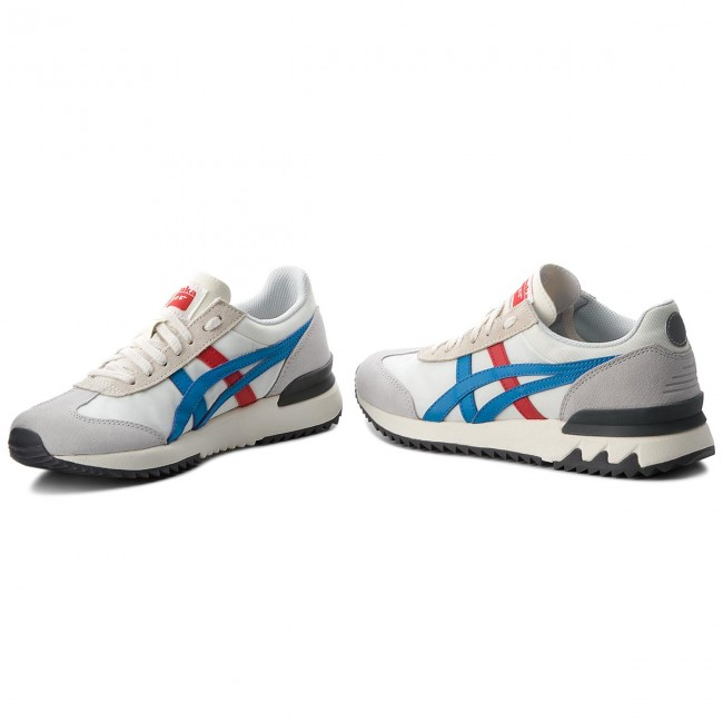 Sneakersy ONITSUKA TIGER - California 78 Ex 1183A194 Cream/Directoire Blue 100 - Sneakersy - PÓłbuty - Damskie WBAPWA6