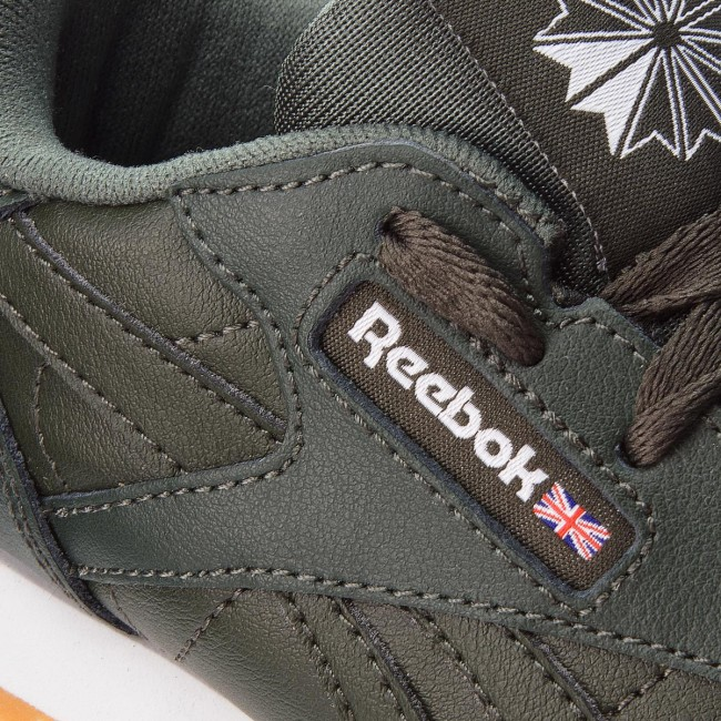 Buty Reebok Classic Leather CN5614 Dark CypressWhite