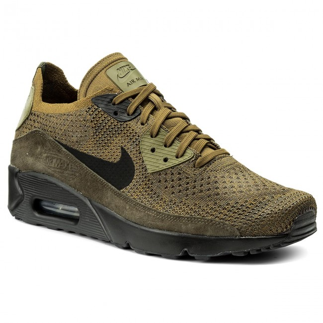 Buty NIKE Air Max 90 Ultra 2.0 Flyknit 875943 302 Olive