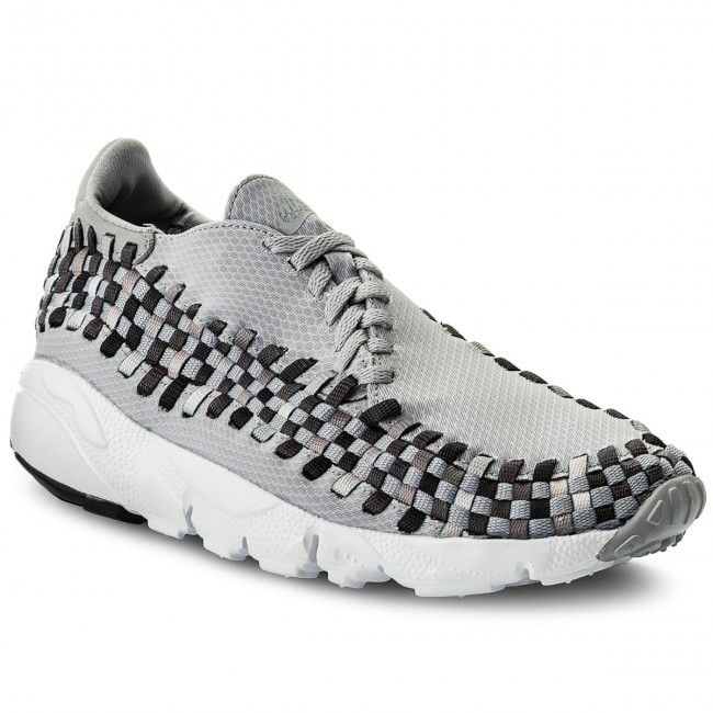 Buty NIKE Air Footscape Woven Nm 875797 004 Wolf Grey
