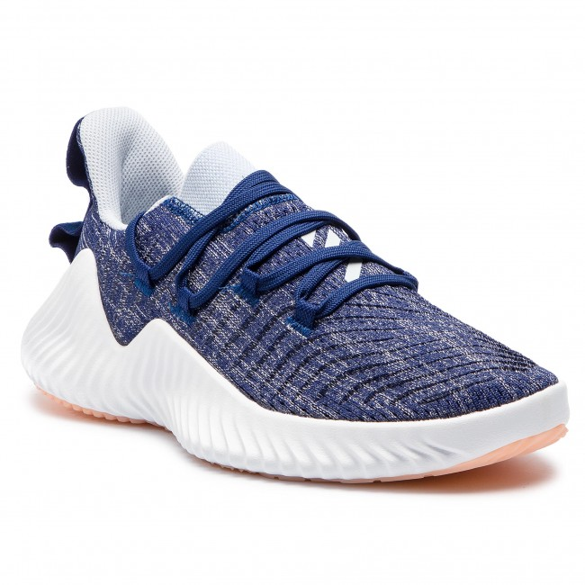 Buty adidas - Alphabounce Trainer W BB7502 Dkblue/Aerblu/Cleora