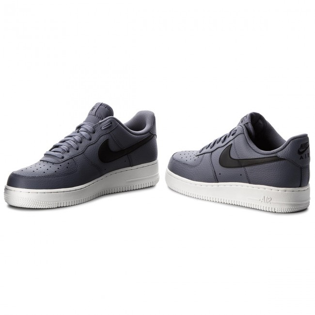 Nike Air Force 1 '07 Low Light Carbon Black AA4083 006