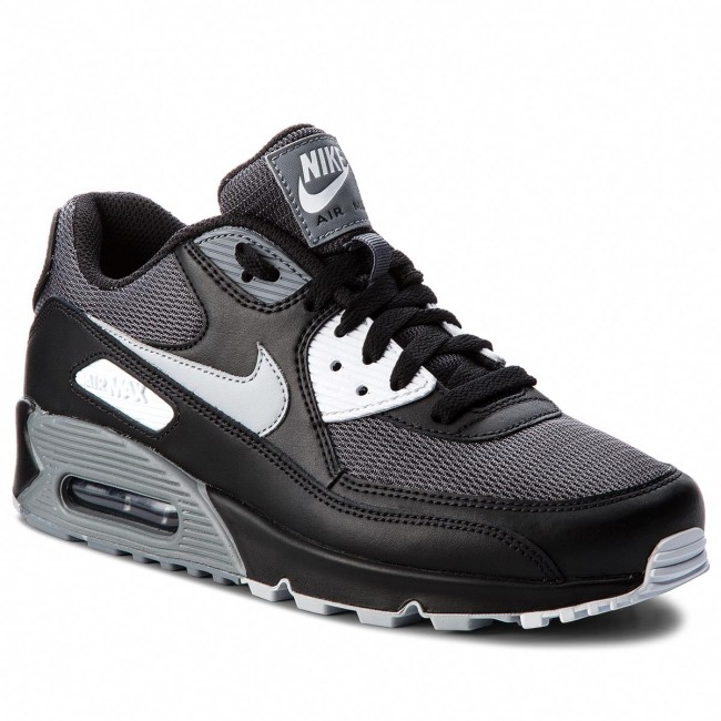 Buty NIKE Air Max 90 Essential AJ1285 003 BlackWolf GreyDark Grey