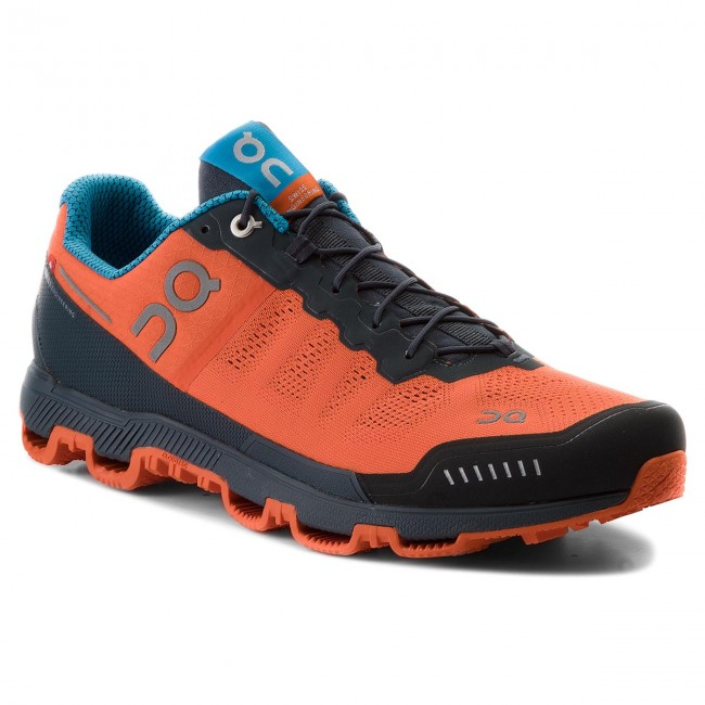 Buty ON - Cloudventure 000012 Flame/Shadow 1462