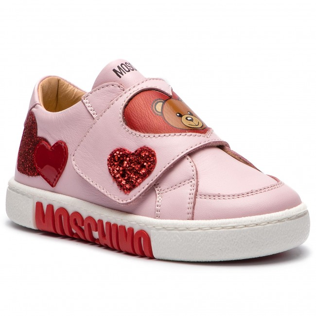 Sneakersy MOSCHINO - 26219 D Rosa