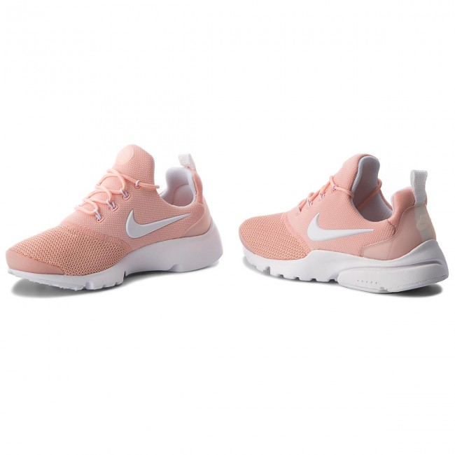 separation shoes 230e5 61d4d Buty NIKE - Presto Fly 910569 605 Coral Stardust/White