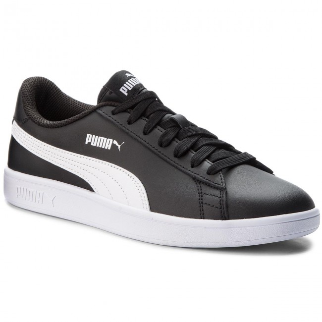 Sneakersy PUMA Smash V2 L 365215 04 Puma BlackPuma White