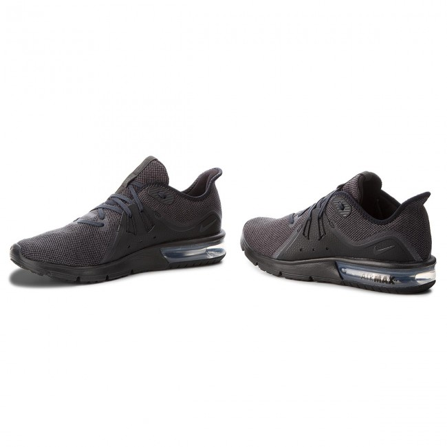 Shoes NIKE Air Max Sequent 3 921694 010 BlackAnthracite