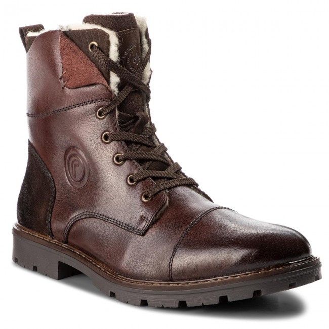 Trapery RIEKER - 32133-25 Brown 1