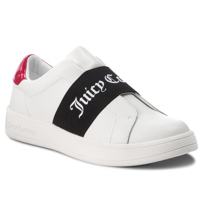 Sneakersy JUICY COUTURE BLACK LABEL - Janna JB275 White/Pitch Black