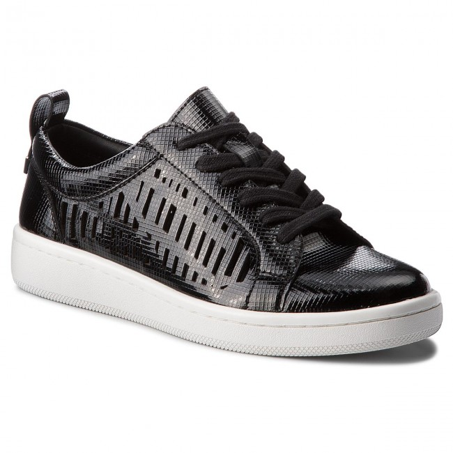 Sneakersy CALVIN KLEIN Denise E5593 Black