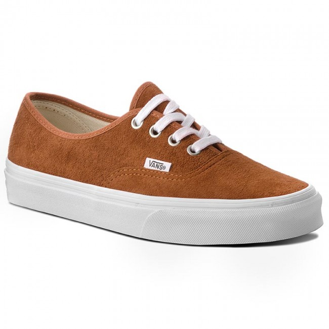 Tenisówki VANS Authentic VN0A38EMU5K (Pig Suede) Leather Brown
