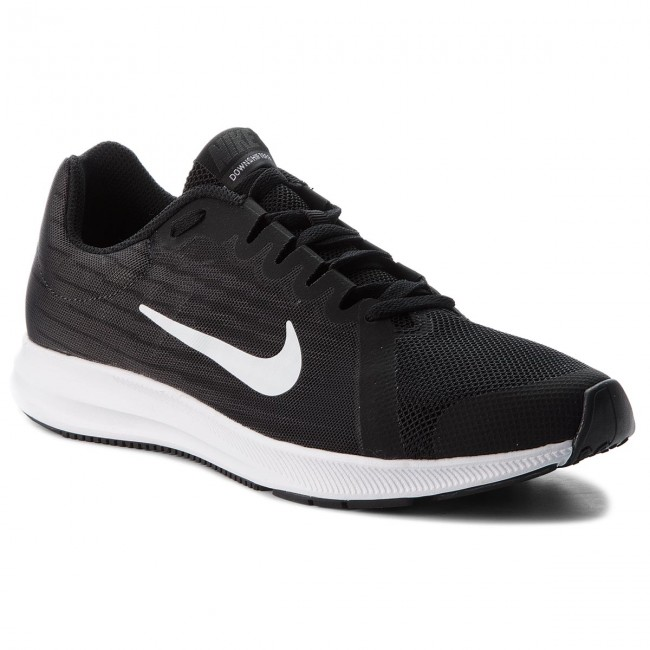 Buty NIKE Downshifter 8 (GS) 922853 001 BlackWhiteAnthacite