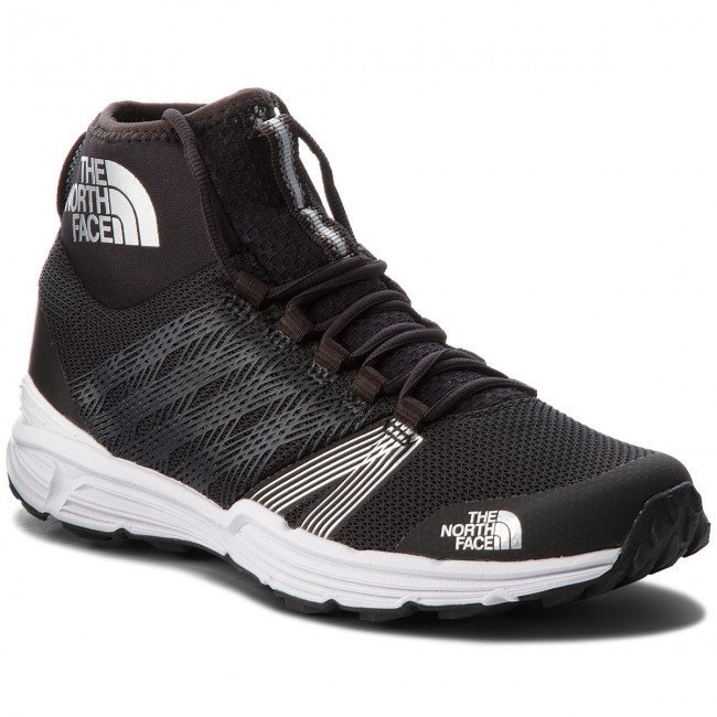 Buty THE NORTH FACE - Litewave Ampere II Hc T939INKY4  Tnf Black/Tnf White