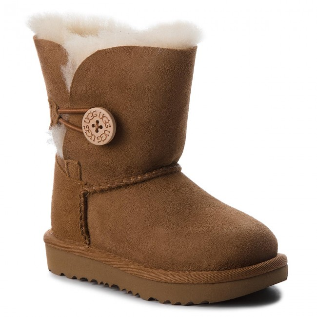 Buty UGG - T Bailey Button II 1017400T T/Che