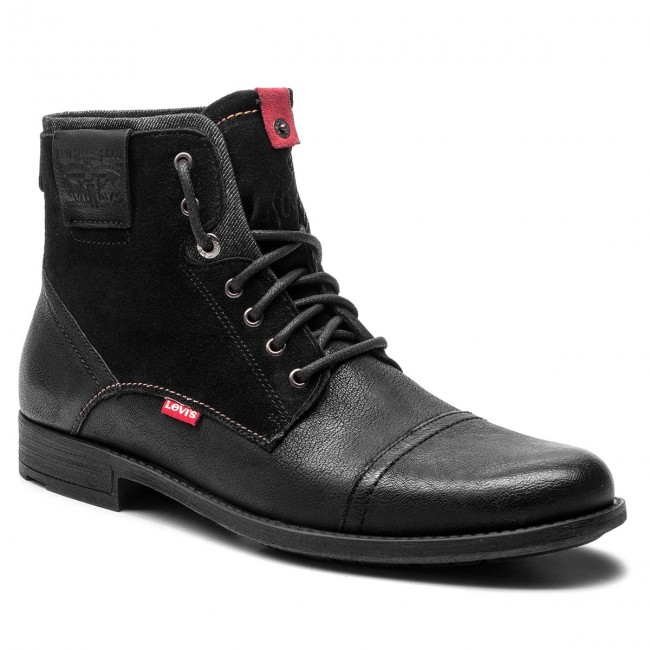 Kozaki LEVI'S - Fowler 228802-1933-59 Regular Black