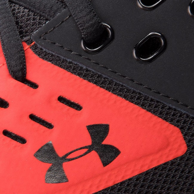 Buty UNDER ARMOUR Ua Charged Ultimate 3.0 3020548 002 Blk