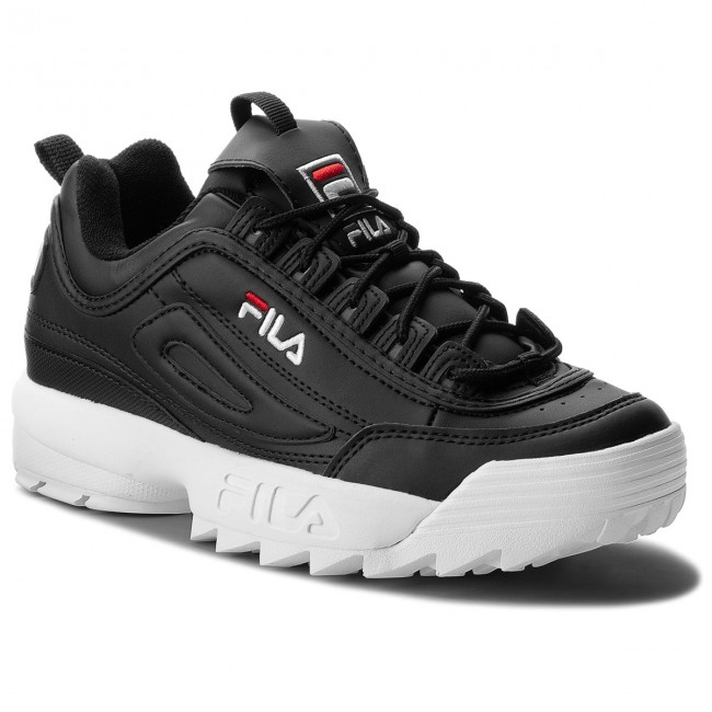 Sneakersy FILA Disruptor Low 1010262.25Y Black