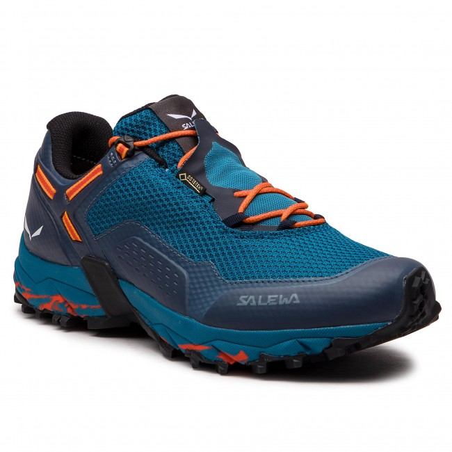 Trekkingi SALEWA - Speed Beat Gtx GORE-TEX 61338-3984 Premium Navy/Spicy Orange