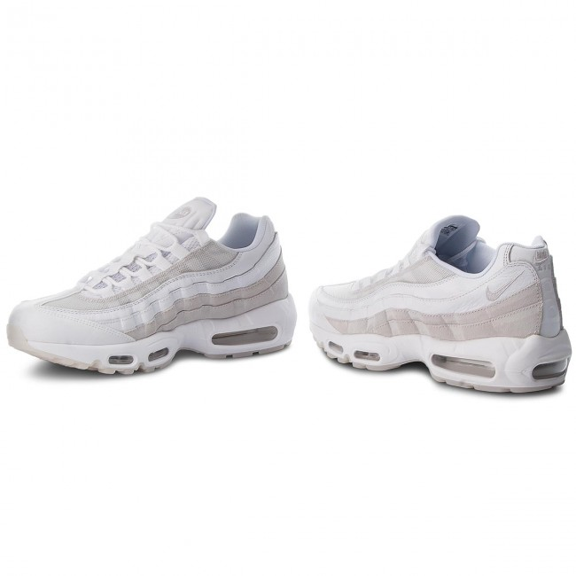 Damskie Nike Air Max 95 Sneakersy In Off Białe With Gum Sole