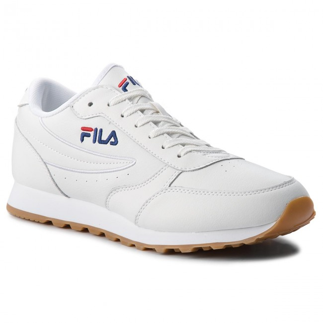 e916128d5 Sneakersy FILA - Orbit Jogger Low 1010264.1FG White - Sneakersy ...