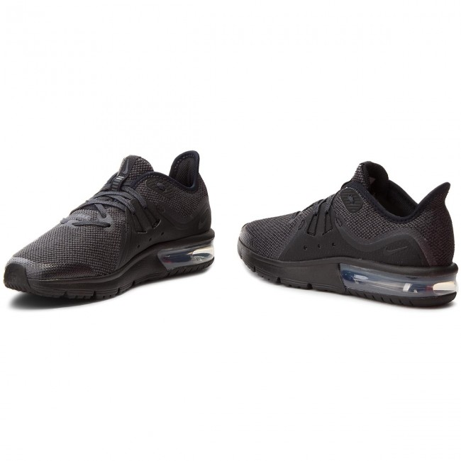 Buty NIKE Air Max Sequent 3 (GS) 922884 006 BlackAnthracite