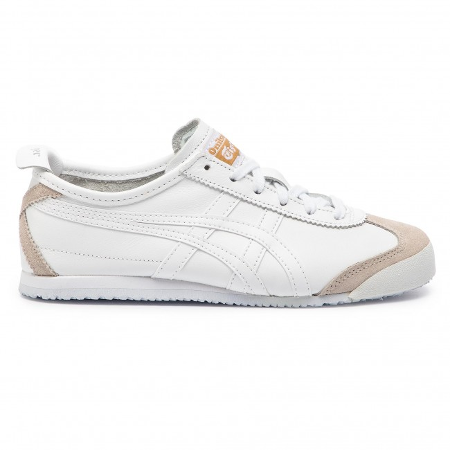 hot sale online 30e68 bd8f4 Sneakersy ASICS - ONITSUKA TIGER Mexico 66 DL408 White/White 0101