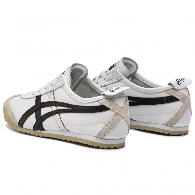 100% authentic 0a70d 08755 Sneakersy ASICS - ONITSUKA TIGER Mexico 66 DL408 White/Black 0190