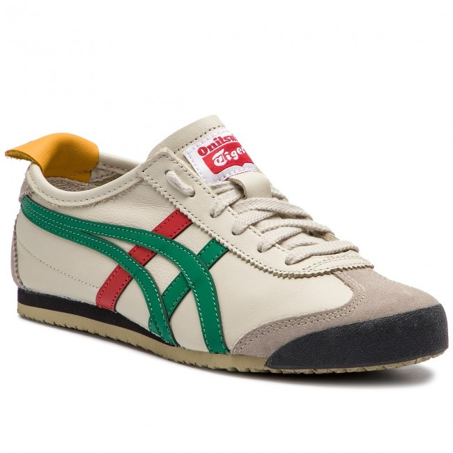 new styles b7340 d08ba Sneakersy ASICS - ONITSUKA TIGER Mexico 66 DL408 Birch/Green 1684