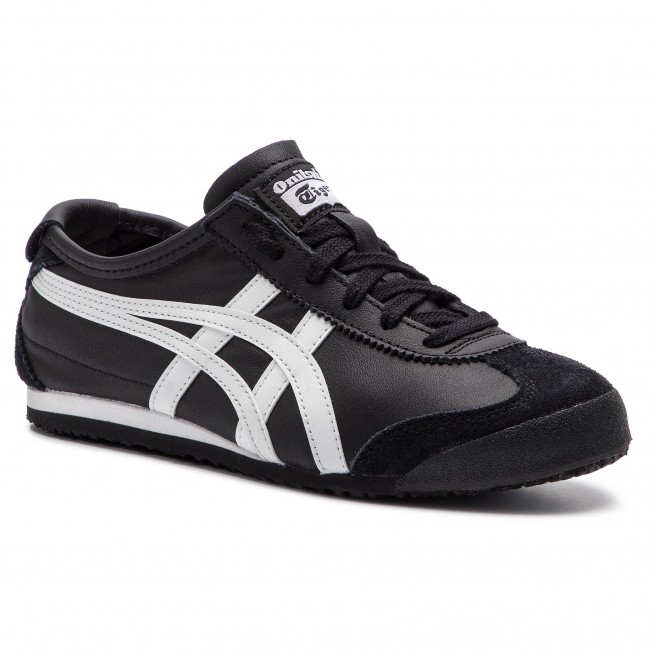 check out c9a00 b5ef8 Sneakersy ASICS - ONITSUKA TIGER Mexico 66 DL408 Black/White 9001