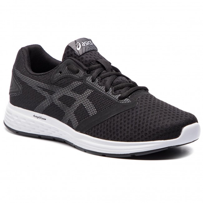 Buty ASICS Patriot 10 1011A131 BlackWhite 002