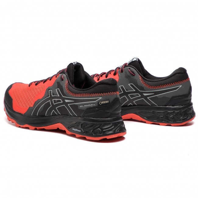 Buty ASICS Gel Sonoma 4 G Tx GORE TEX 1011A210 Red SnapperBlack 600