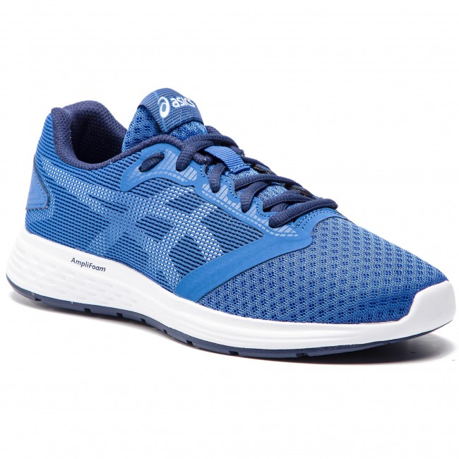 Buty ASICS Patriot 10 Gs 1014A025 ImperialWhite 402