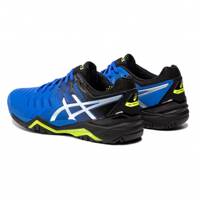 Buty ASICS Gel Resolution 7 E701Y Illusion BlueSilver 407