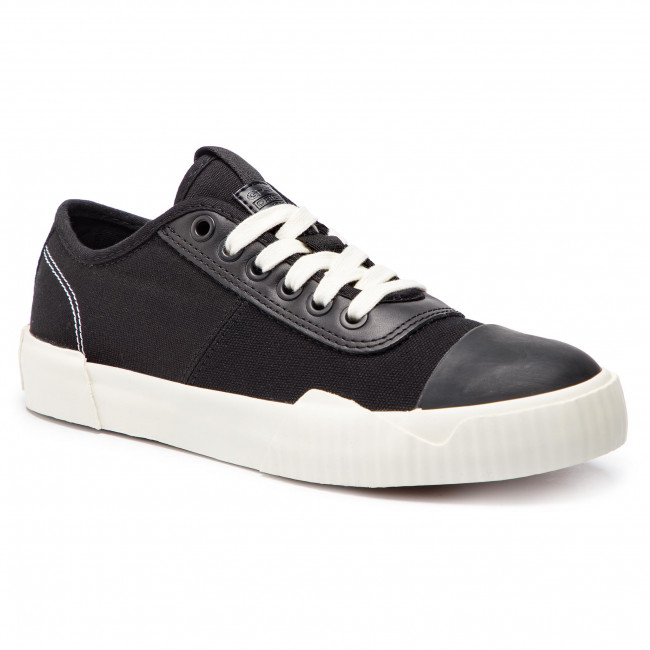 Trampki G-STAR RAW - Rackam Parta Low D12458-B055-990 Canvas Mix