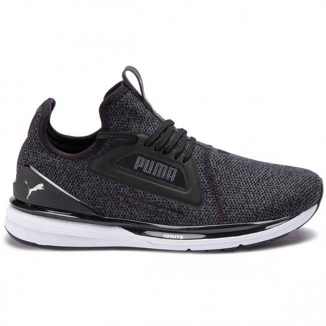 Sneakersy PUMA Ignite Limitless Lean 191772 06 Puma BlackPuma Silver