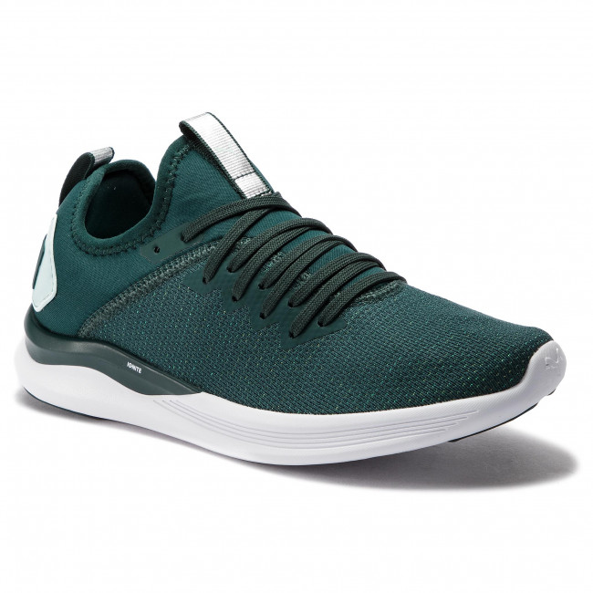 Buty PUMA Ignite Flash EvoKnit Sr Wn's 192457 01 Ponderosa PineFair Aqua