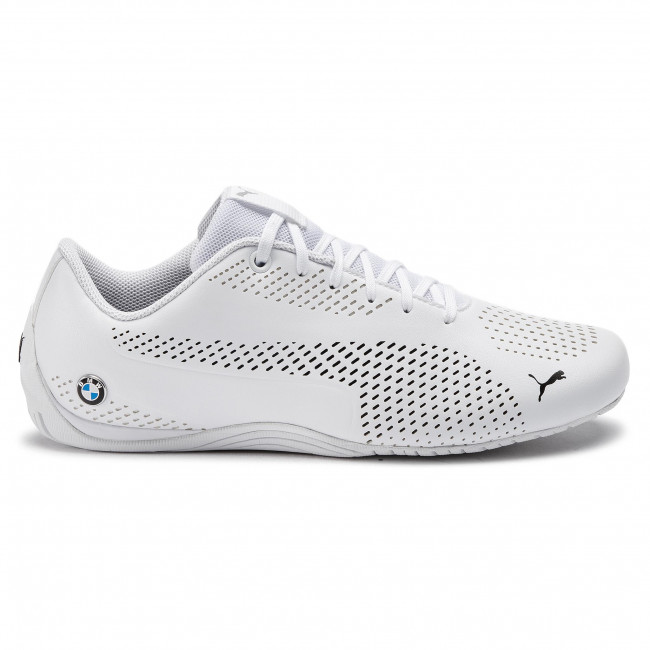 Sneakersy PUMA BMW MMS Drift Cat Ultra 5 II 306421 02 Puma WhitePuma White