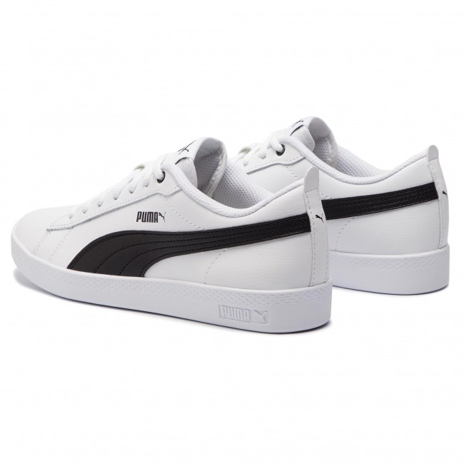Sneakersy PUMA Smash Wns V2 L 365208 01 Puma WhitePuma Black