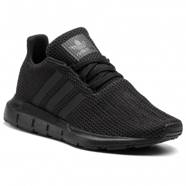 Buty adidas Swift Run J F34314 CblackCblackCblack