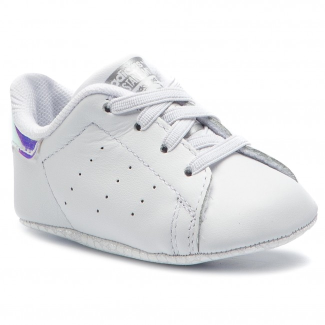official photos 9f55f 8026a Buty adidas - Stan Smith Crib CG6543 Ftwwht/Ftwwht/Silvmt