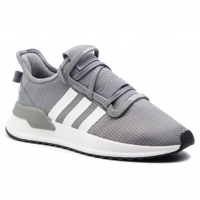 4ee8979f Buty adidas - U Path Run G27995 Grey/Ftwwht/Cblack - Sneakersy ...