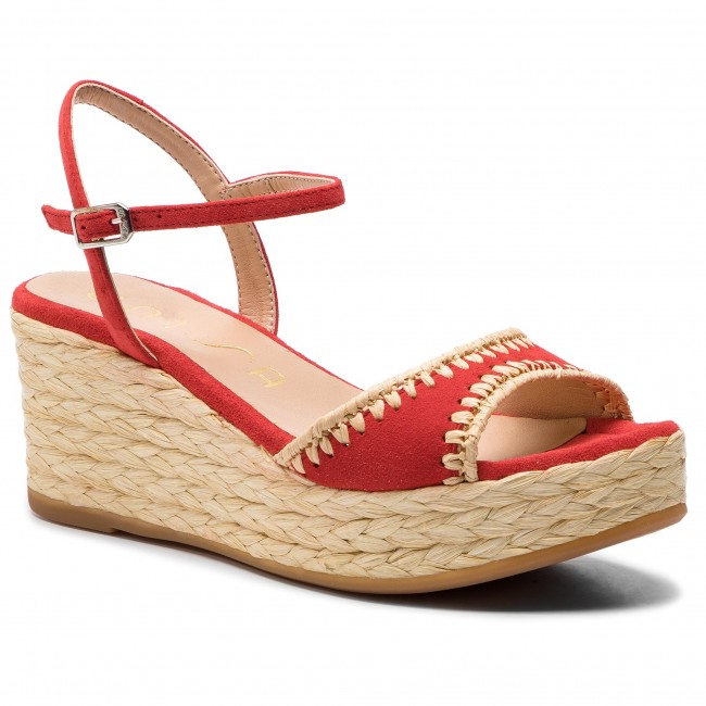 Espadryle UNISA - Kisses Ks  Passion