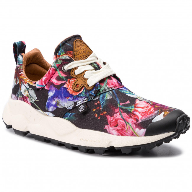 Sneakersy FLOWER MOUNTAIN - Pampas 0012013648.02.0A01 Black