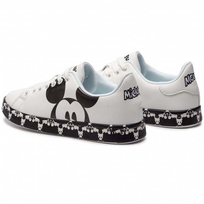 Sneakersy DESIGUAL Shoes Cosmic Mickey 19SSKP13 1000