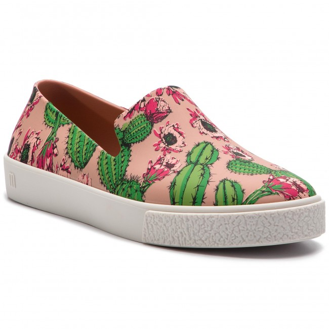Lordsy MELISSA - Ground III Ad 32604 White/Pink/Green 52082