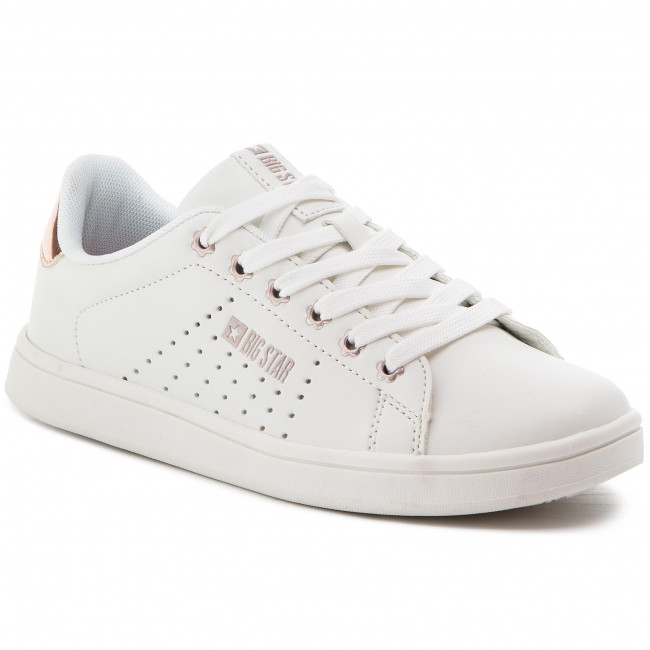 Sneakersy BIG STAR - DD274583 White/Cooper