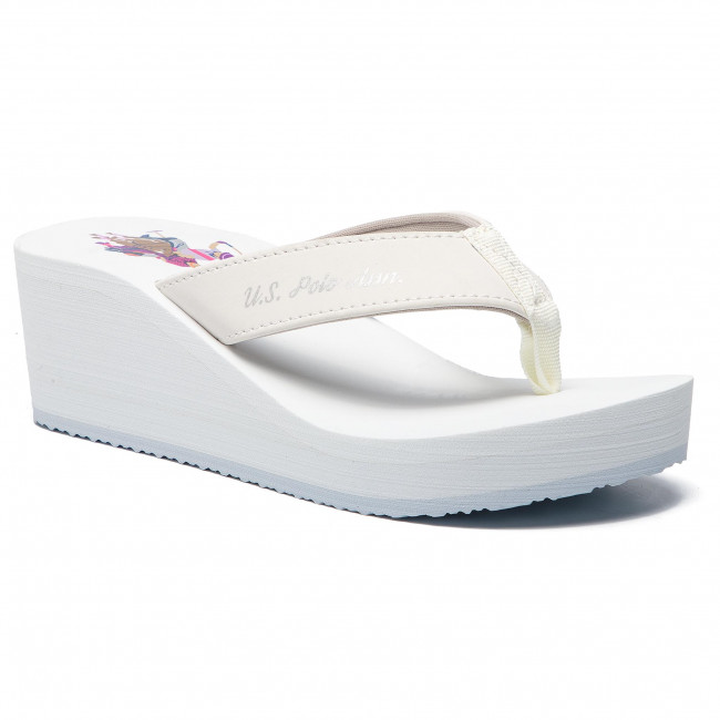 Japonki U.S. POLO ASSN. - Tansy1 CHANT4199S8/Y1A Whi