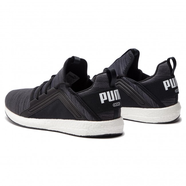 Buty PUMA Mega Nrgy Heather Knit 191095 01 Puma BlackIron GateWhite