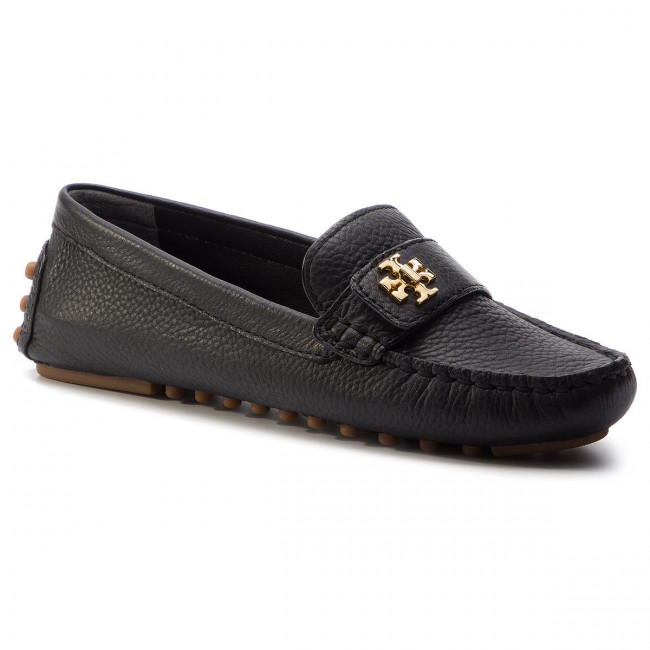 Mokasyny TORY BURCH - Kira Driver 56443 Perfect Black 006